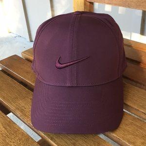 Maroon Nike Baseball Cap